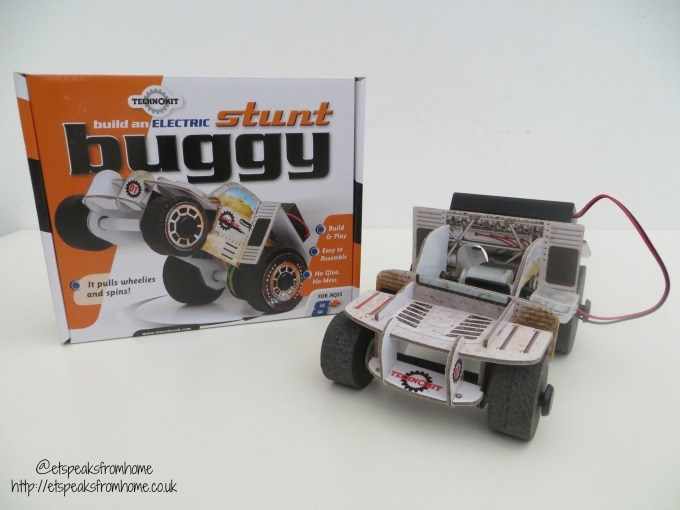 interplay electric stunt buggy