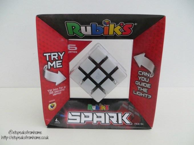 rubiks spark review