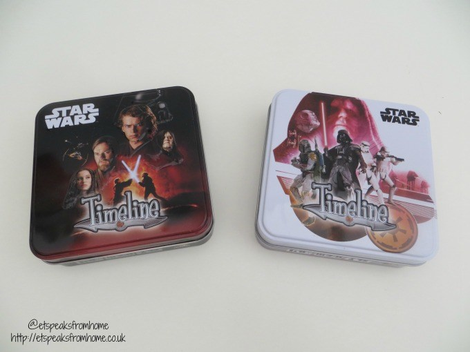 star wars timeline tin