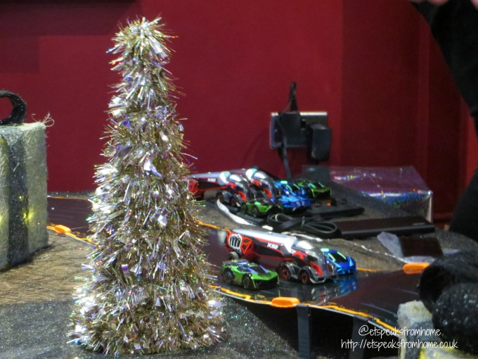 anki overdrive christmas event super truck