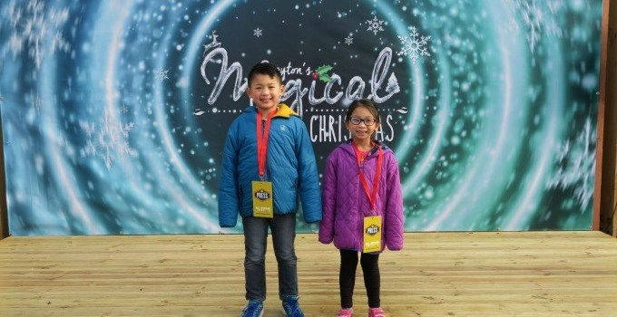 Drayton Manor Magical Christmas 2016