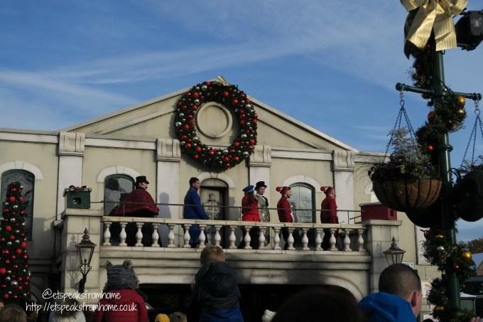 drayton manor magical christmas thomas land show