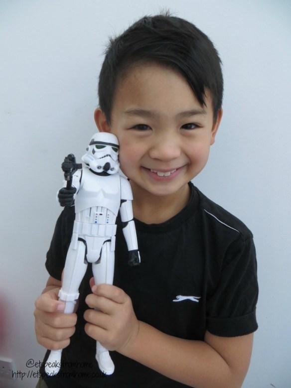 interactech imperial stormtrooper
