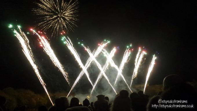tamworth annual firework 2016 event