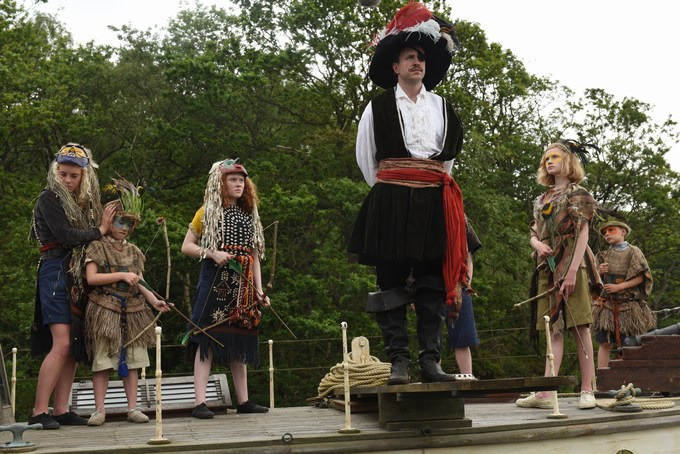 swallows and amazons pirate