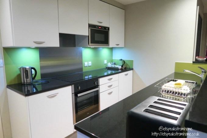 center parcs kitchen