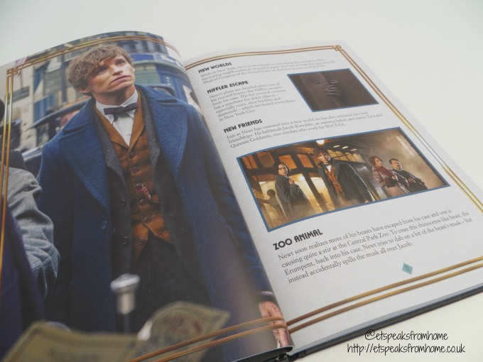 fantastic beasts Magical Movie handbook