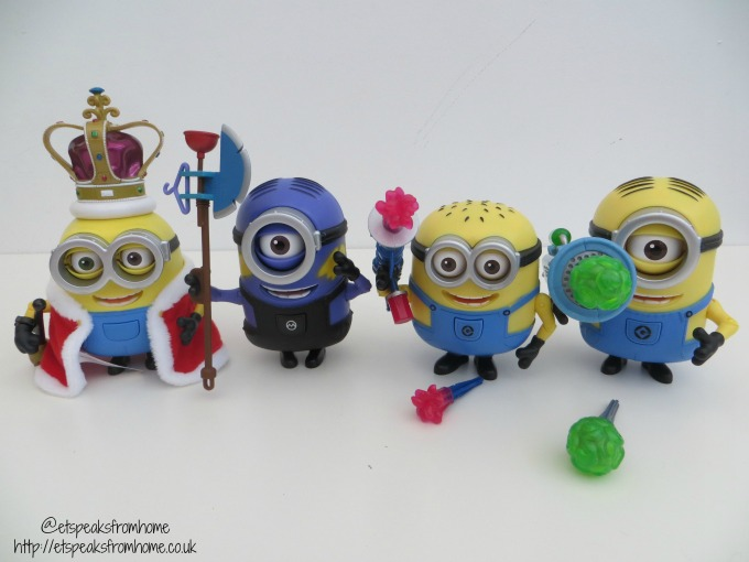 minion toy figurines