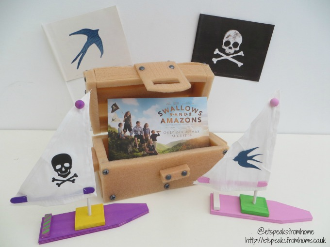 swallows and amazons activity