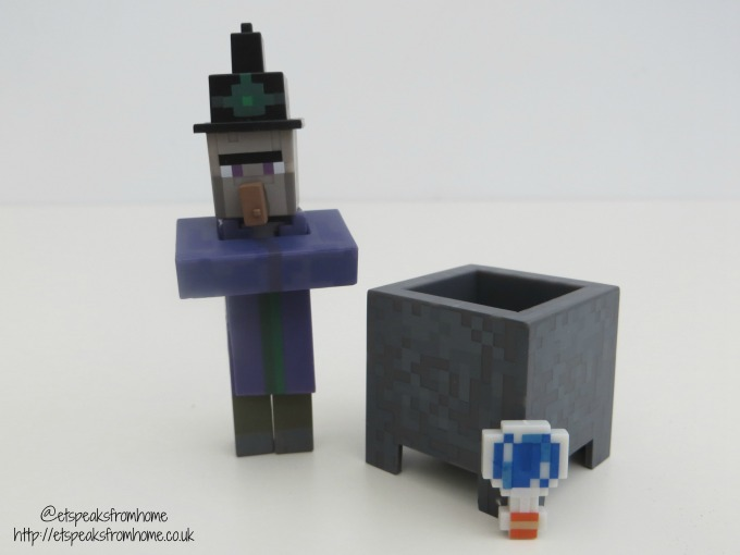 Minecraft Action Figures Series 3 Toy witch