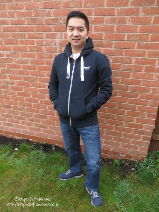 mainline menswear superdry hoodie