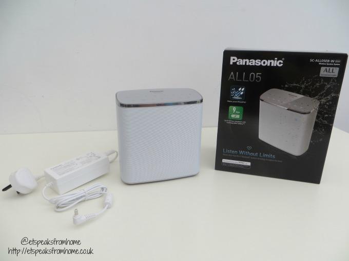 panasonic wireless speaker system sc-all05 review