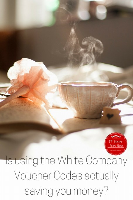Is using the White Company Voucher Codes actually saving you money_