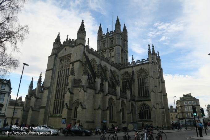 visit bath abbey church