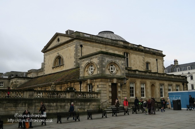 visit bath roman baths