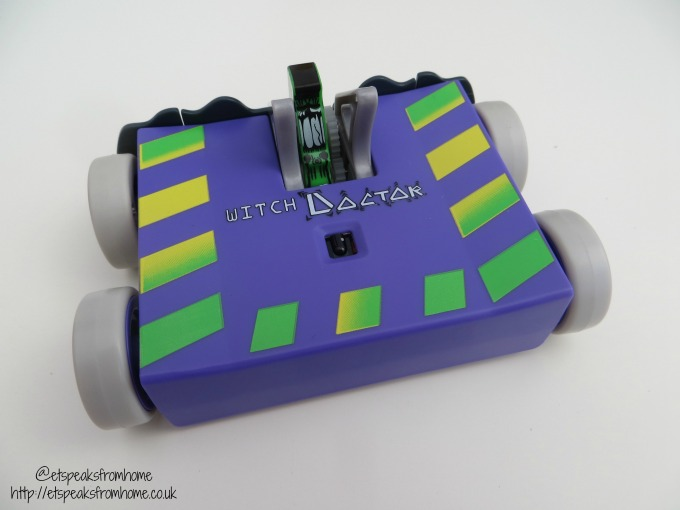 Hexbug Battlebots Arena RC witch doctor