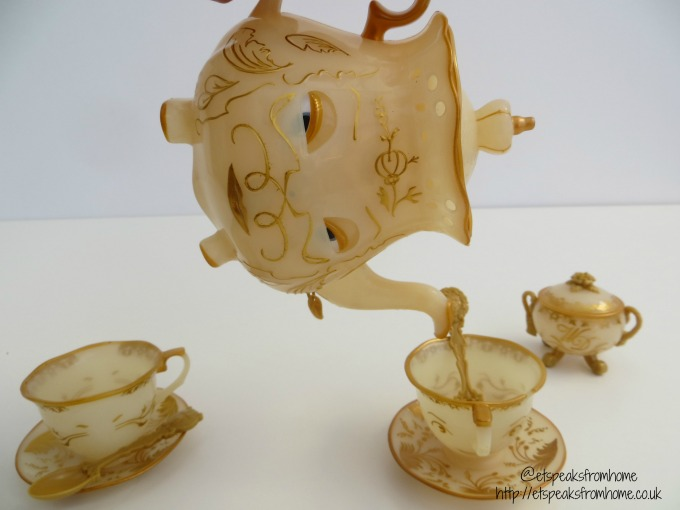 beauty and the beast tea pot mrs potts