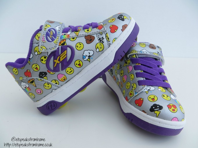 heelys emoji shoes x2