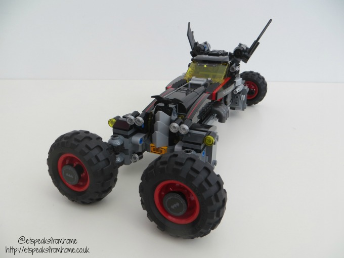 lego the batmobile sub