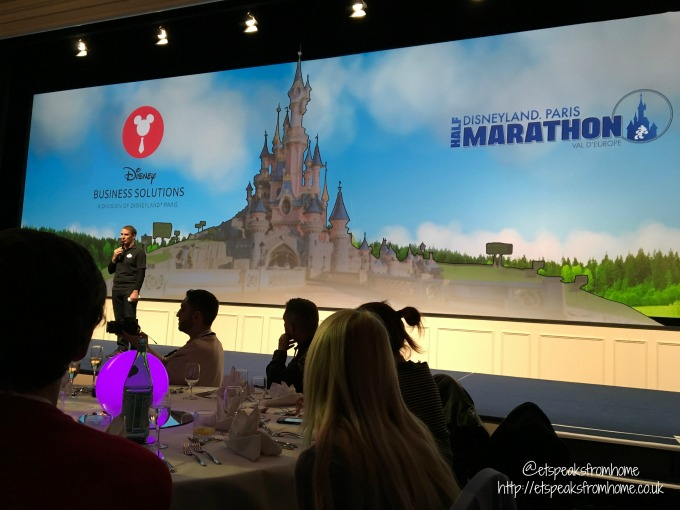 Meeting Disney Ambassadors runDisney France trip