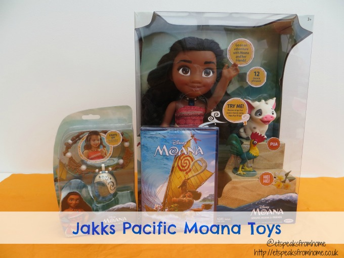 Night in with Moana & Jakks Pacific