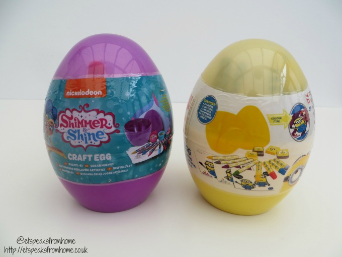 Shimmer & Shine Craft Egg review