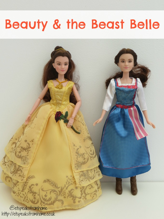 beauty and the beast belle dolls