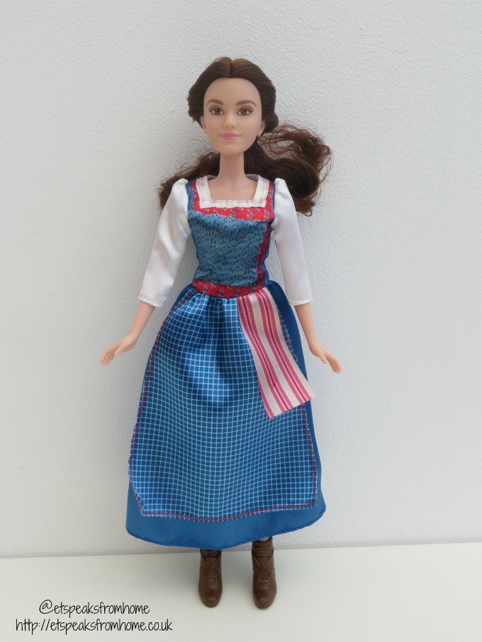 beauty and the beast belle village dress