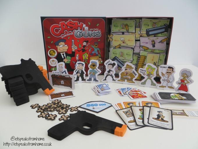 cash n guns game review