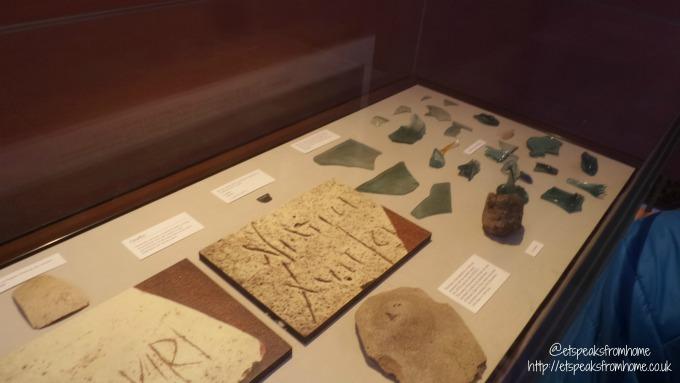 wall roman site museum