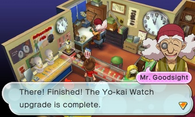yo-kai watch 2 nintendo 3ds Springdale shop