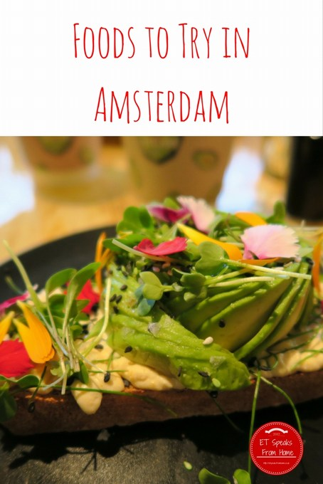 Foods to Try in Amsterdam