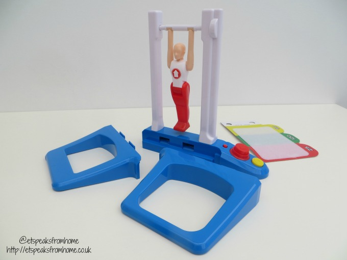 Hasbro Fantastic Gymnastics Game