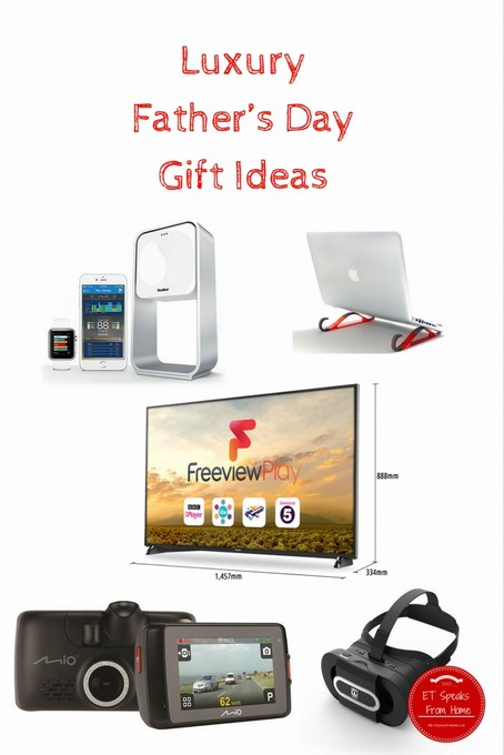 Luxury Father's Day Gift Ideas