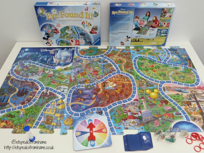 Ravensburger Disney Eye Found It review