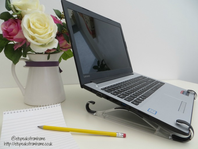 fish hook laptop stand review