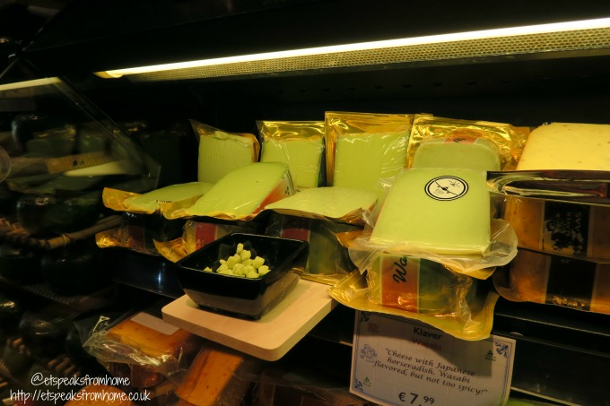 foods to try in amsterdam cheese goat milk