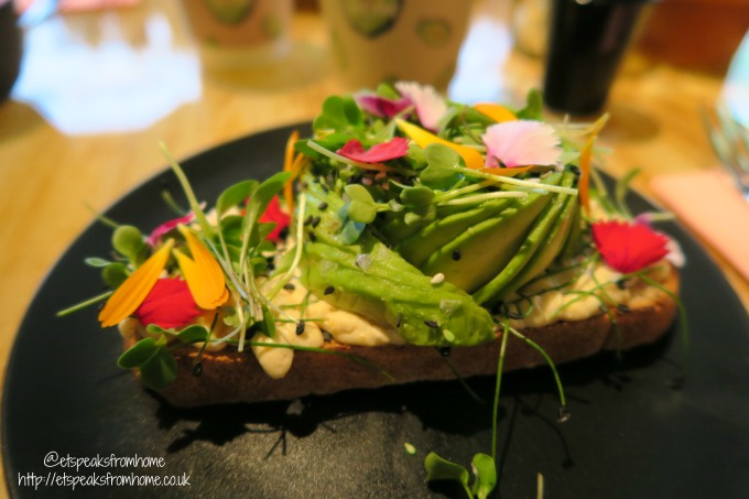 foods to try in amsterdam the avocado show avo rose