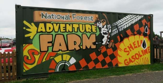 Mad Science Week 2017 at National Forest Adventure Farm