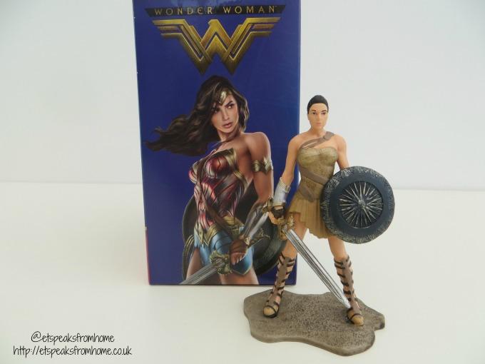 Schleich Wonder Woman Figurine Review