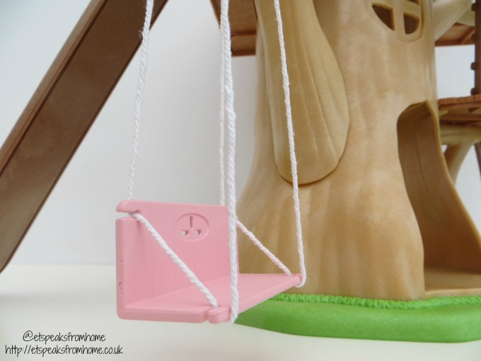 Sylvanian Families Treehouse tree swing