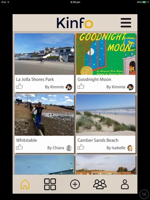 kinfo app review