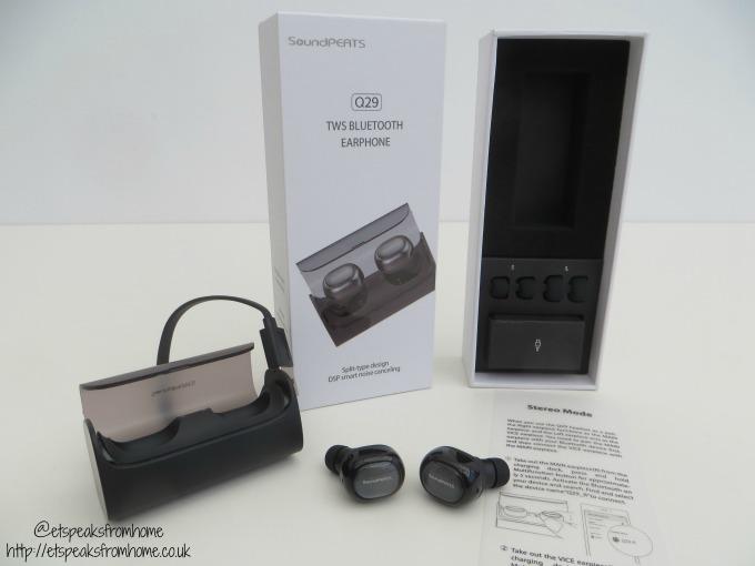 soundpeats bluetooth earphone