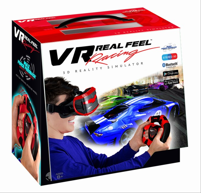 VR Real Feel Racing system