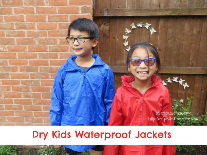 dry kids waterproof jacket review