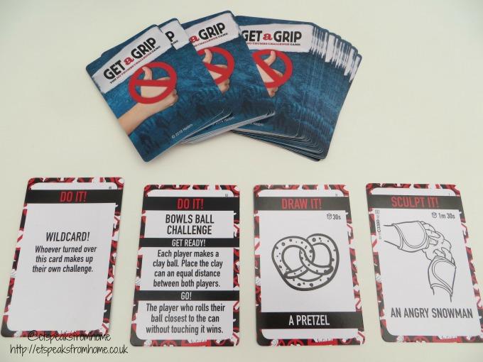 get a grip cards
