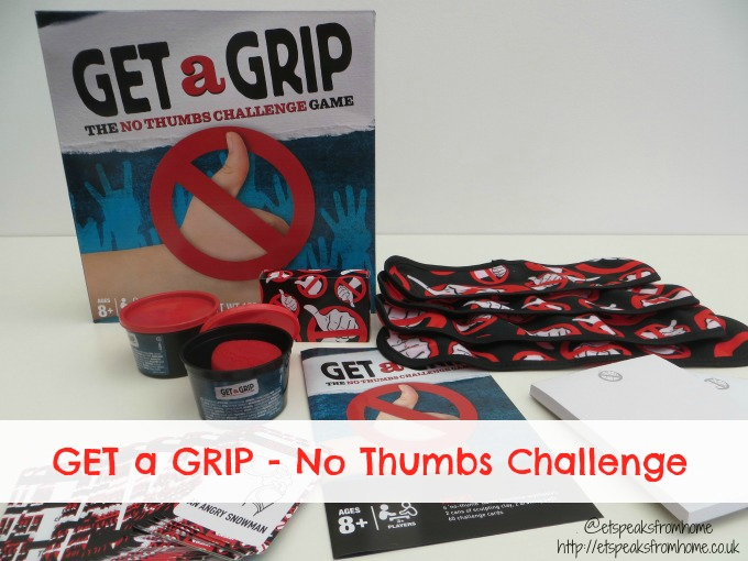 get a grip no thumb challenge