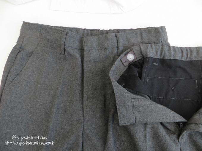 schoolwear by nutmeg at morrisons trouser