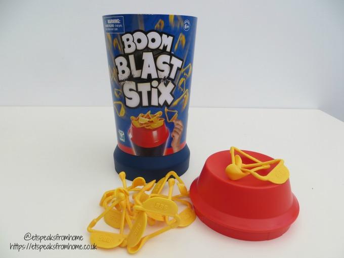 Boom Blast Stix Review