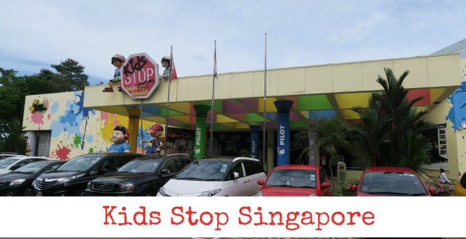 Kids Stop Singapore Review